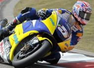 Colin Edwards qualifying in Shanghai, courtesy of AFP