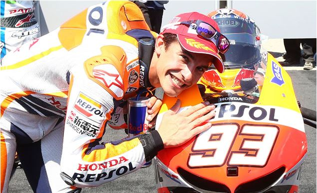 Marquez the Man