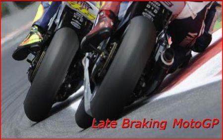 Late Braking MotoGP logo