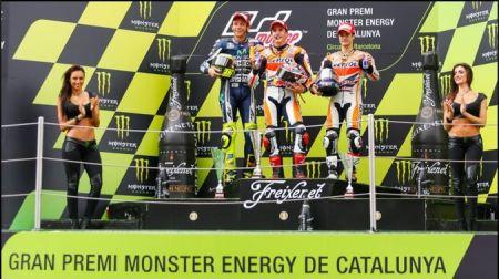 2014 Catalunya podium