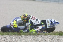 Rossi, Dutch MotoGP Race 2008