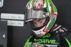 2015 Drive M7 Aspar .002 Test MotoGP Sepang 1