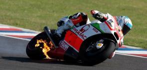Yonny on fire