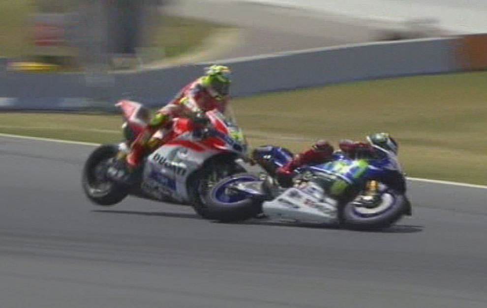 Iannone and Lorenzo